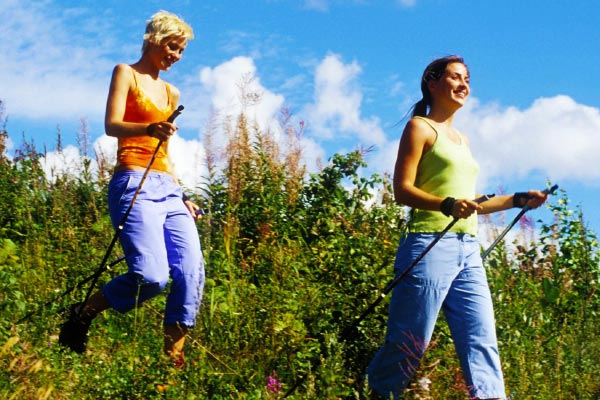 Nordic Walking – a new phenomenon of tourism